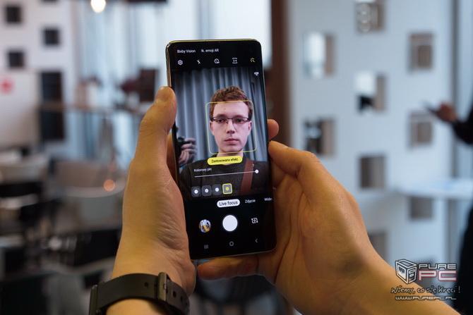 Samsung Galaxy S10 i S10+ - nowe flagowce już w naszych rękach! [nc10]