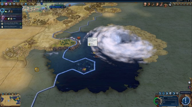 Sid Meier's Civilization VI: Gathering Storm - Dobry dodatek, ale... [5]