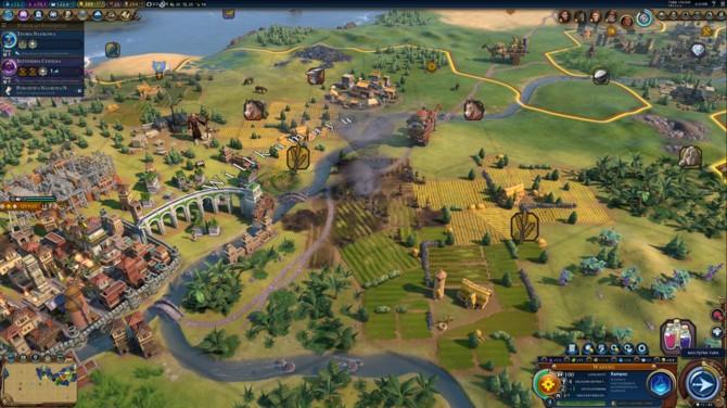 Sid Meier's Civilization VI: Gathering Storm - Dobry dodatek, ale... [9]