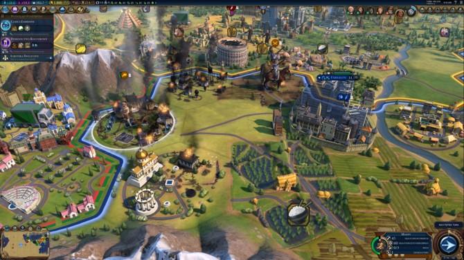 Sid Meier's Civilization VI: Gathering Storm - Dobry dodatek, ale... [10]