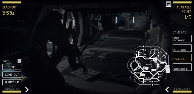 Recenzja Alien: Blackout - nie wstydźcie się, że macie telefony [8]
