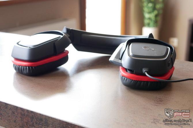 Logitech G332 - słuchawki dla mniej wymagających graczy [nc5]