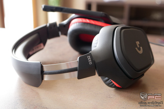Logitech G332 - słuchawki dla mniej wymagających graczy [nc6]