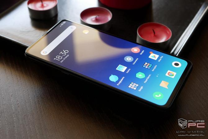 Xiaomi Mi MIX 3 - czy taki powinien być slider na miarę XXI wieku?  [nc1]