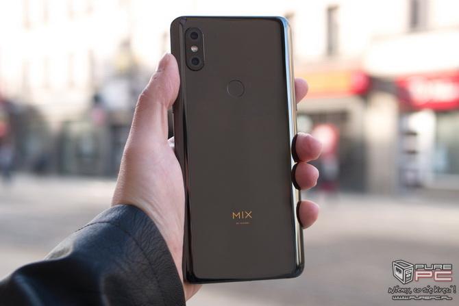 Xiaomi Mi MIX 3 - czy taki powinien być slider na miarę XXI wieku?  [nc3]