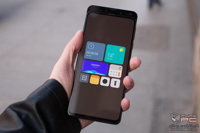 Xiaomi Mi MIX 3 - czy taki powinien być slider na miarę XXI wieku?  [nc8]