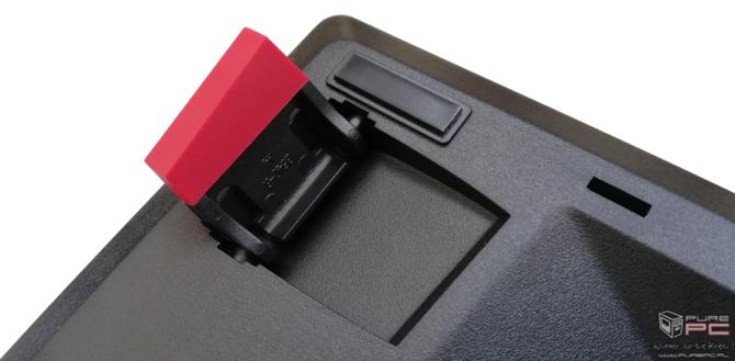 Test Bloody B760: Neonowy blask i optyczne przełączniki LK Orange [9]