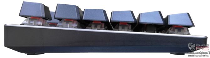 Test Bloody B760: Neonowy blask i optyczne przełączniki LK Orange [10]