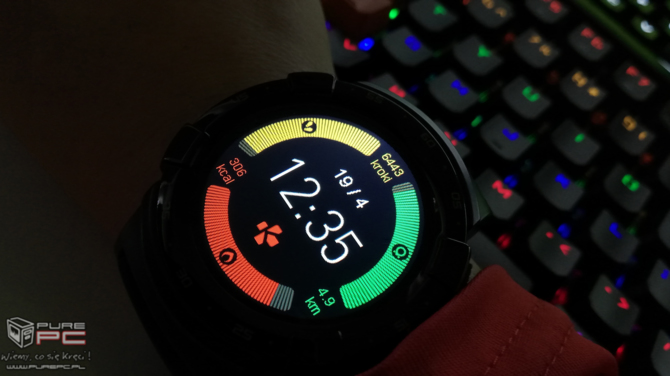 Test MyKronoz ZeSport 2: Szwajcarski zegarek, lecz bliżej mu do sera [7]