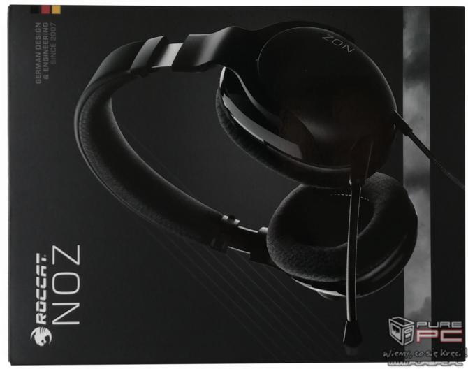 Test Roccat NOZ: Ultralekki headset dla graczy bez cienia tęczy [3]