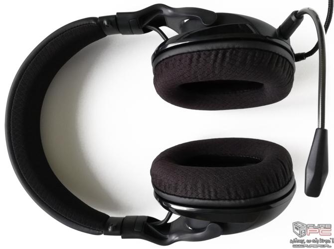Test Roccat NOZ: Ultralekki headset dla graczy bez cienia tęczy [6]