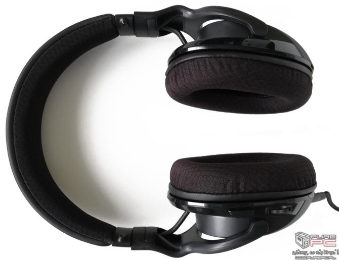 Test Roccat NOZ: Ultralekki headset dla graczy bez cienia tęczy [7]