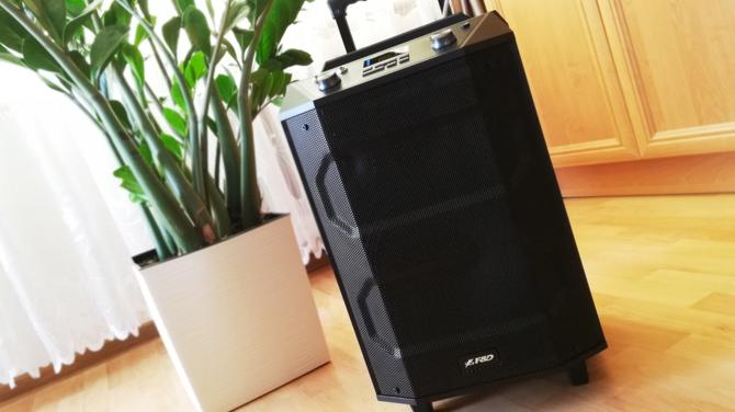 Test Fenda T5: Plenerowy głośnik Bluetooth, co robi dużo hałasu [3]