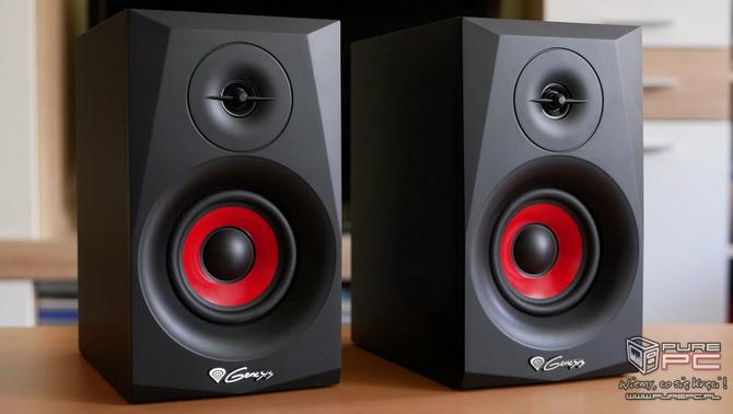 Genesis Helium 400BT - Czy głośniki dla graczy mają sens? [nc1]