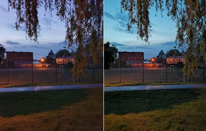 Galaxy S10 czy P30 Pro - który smartfon lepszy do zdjęć nocnych? [nc2]
