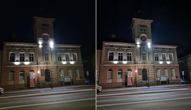 Galaxy S10 czy P30 Pro - który smartfon lepszy do zdjęć nocnych? [nc9]