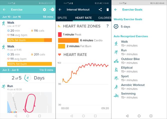 Test smartbanda Fitbit Inspire HR - niezła opaska, acz z problemami [12]