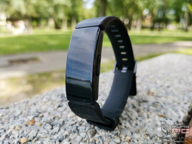 Test smartbanda Fitbit Inspire HR - niezła opaska, acz z problemami [5]