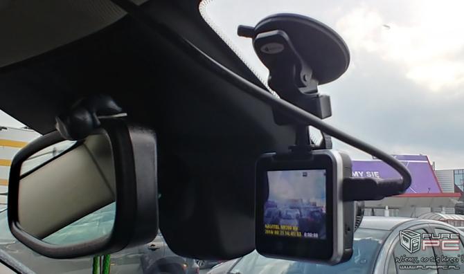 Test Navitel NR200 NV - tani wideorejestrator z darmową nawigacją [6]
