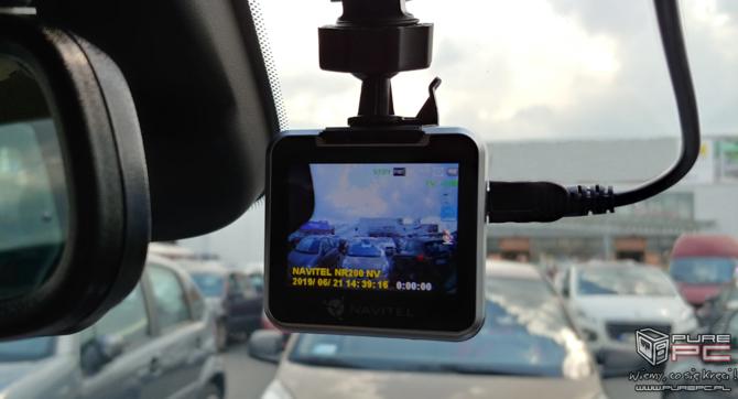 Test Navitel NR200 NV - tani wideorejestrator z darmową nawigacją [7]