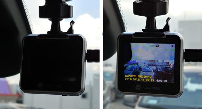 Test Navitel NR200 NV - tani wideorejestrator z darmową nawigacją [9]