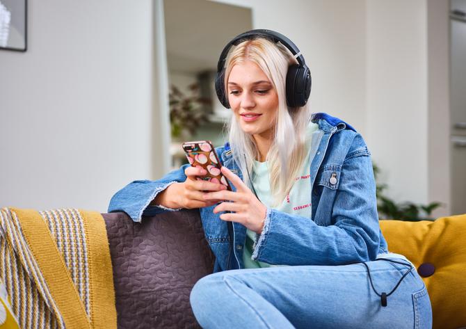 Test słuchawek Corsair HS35 - dobre słuchawki w rozsądnej cenie [13]