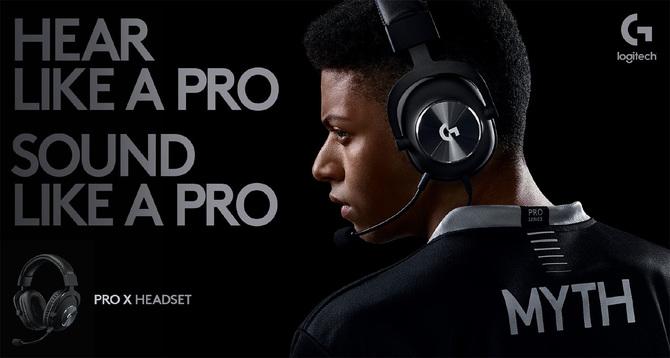 Test słuchawek Logitech G PRO X - mistrzostwo nie tylko esportowe [14]