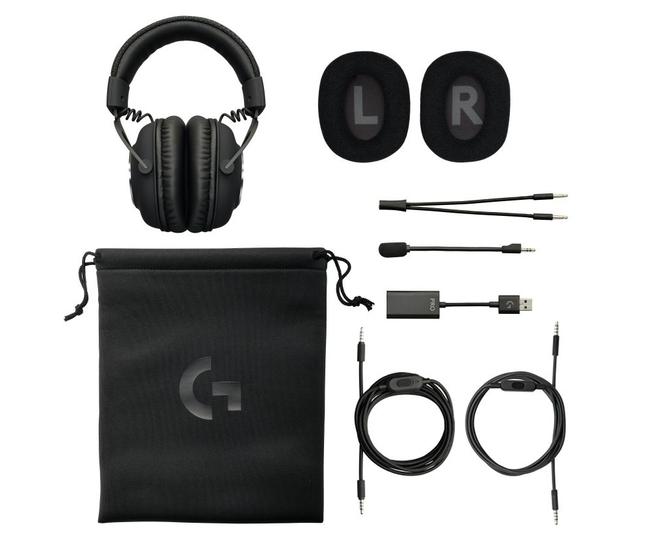 Test słuchawek Logitech G PRO X - mistrzostwo nie tylko esportowe [5]