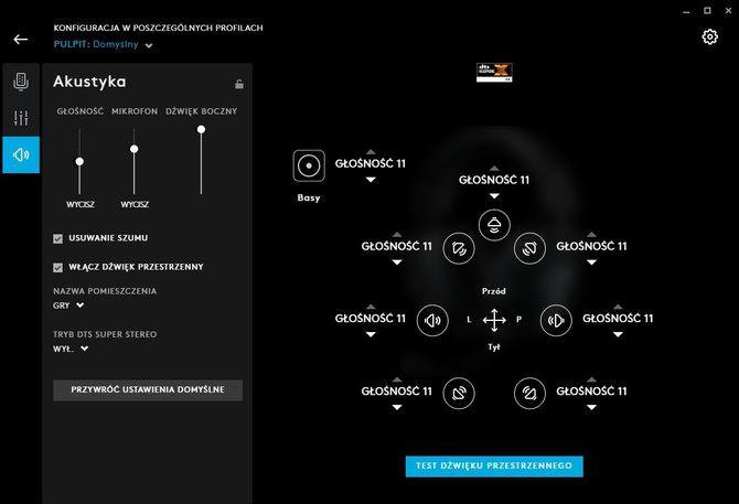 Test słuchawek Logitech G PRO X - mistrzostwo nie tylko esportowe [10]