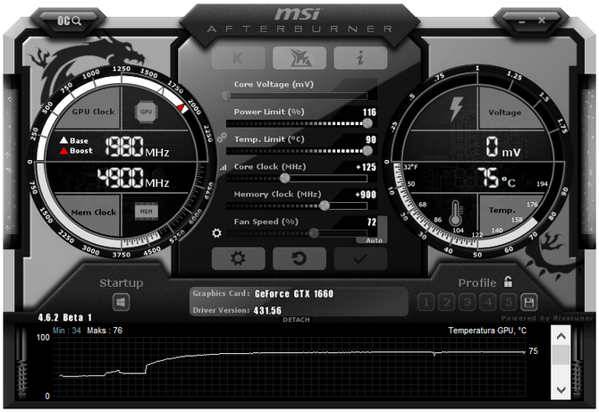 Inno3D GeForce GTX 1660 - Recenzja taniej wersji niereferencyjnej [3]