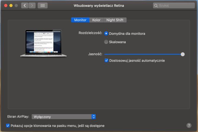 Recenzja Apple Macbook Air (2018) - Jak sprawuje się system macOS [9]