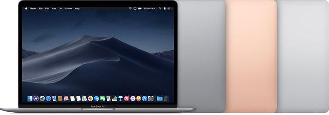 Recenzja Apple Macbook Air (2018) - Jak sprawuje się system macOS [10]