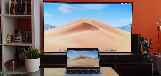 Recenzja Apple Macbook Air (2018) - Jak sprawuje się system macOS [nc11]