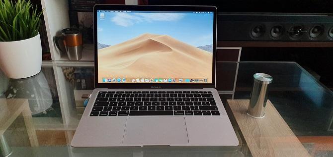Recenzja Apple Macbook Air (2018) - Jak sprawuje się system macOS [nc3]