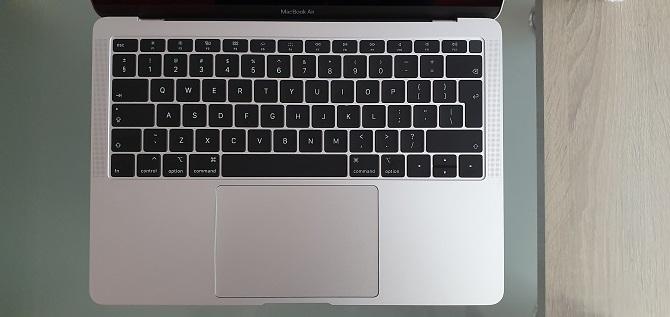 Recenzja Apple Macbook Air (2018) - Jak sprawuje się system macOS [nc4]