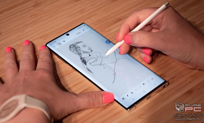 Samsung Galaxy Note 10 i Note 10+. Rewolucja w klasie biznes? [nc13]
