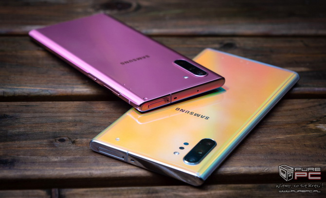 Samsung Galaxy Note 10 i Note 10+. Rewolucja w klasie biznes? [nc16]