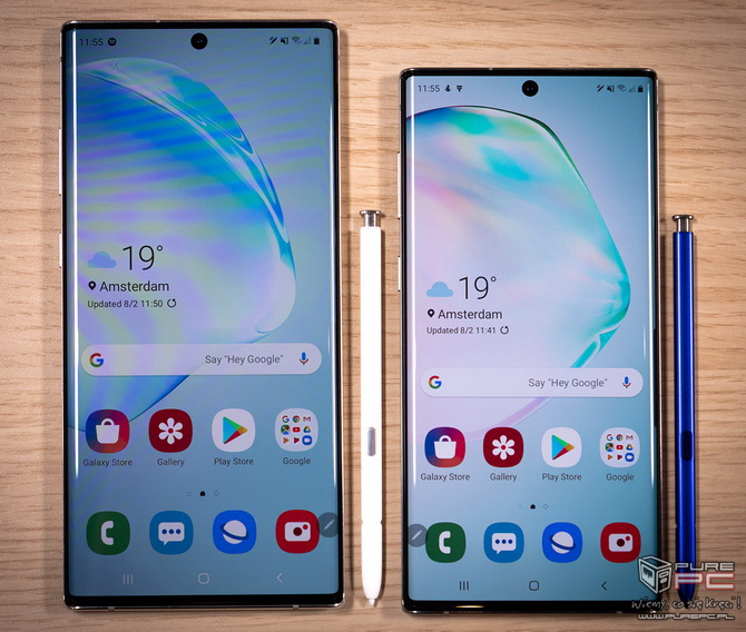 Samsung Galaxy Note 10 i Note 10+. Rewolucja w klasie biznes? [nc3]