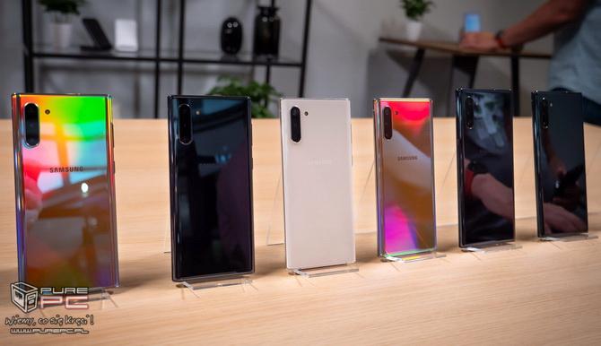 Samsung Galaxy Note 10 i Note 10+. Rewolucja w klasie biznes? [nc5]