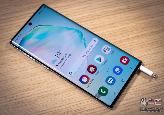Samsung Galaxy Note 10 i Note 10+. Rewolucja w klasie biznes? [nc7]