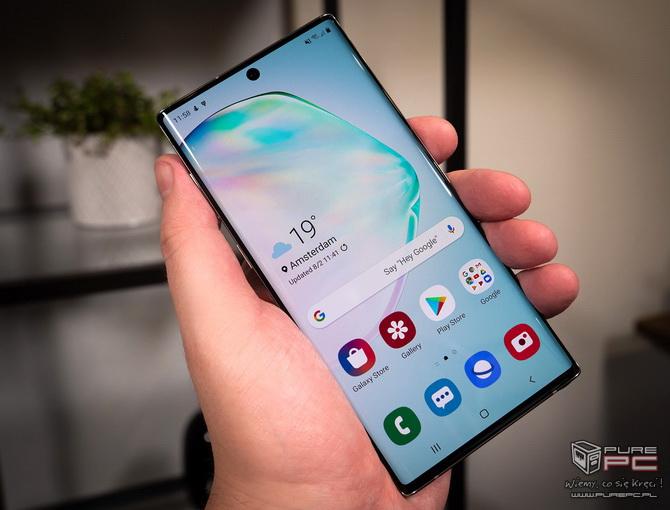 Samsung Galaxy Note 10 i Note 10+. Rewolucja w klasie biznes? [nc9]