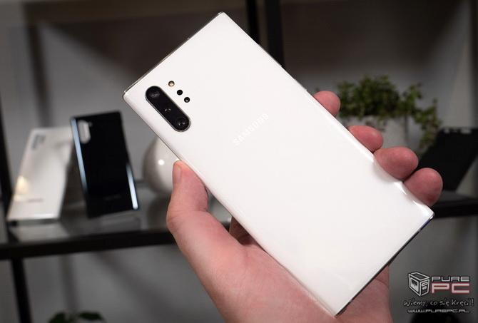 Samsung Galaxy Note 10 i Note 10+. Rewolucja w klasie biznes? [nc10]