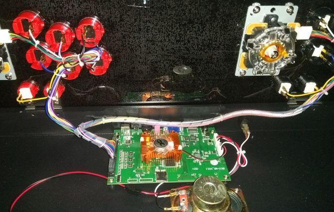 Recenzja Tomtop Arcade Console - 2200 gier w jednym urządzeniu [11]
