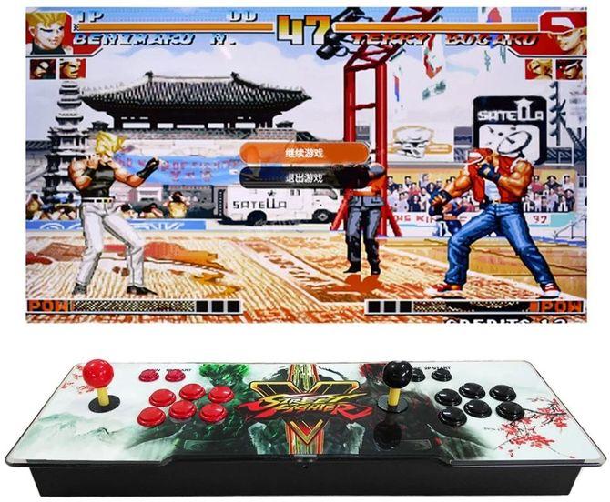 Recenzja Tomtop Arcade Console - 2200 gier w jednym urządzeniu [6]