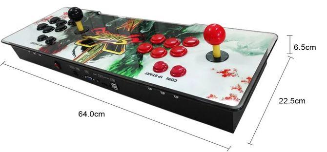 Recenzja Tomtop Arcade Console - 2200 gier w jednym urządzeniu [10]
