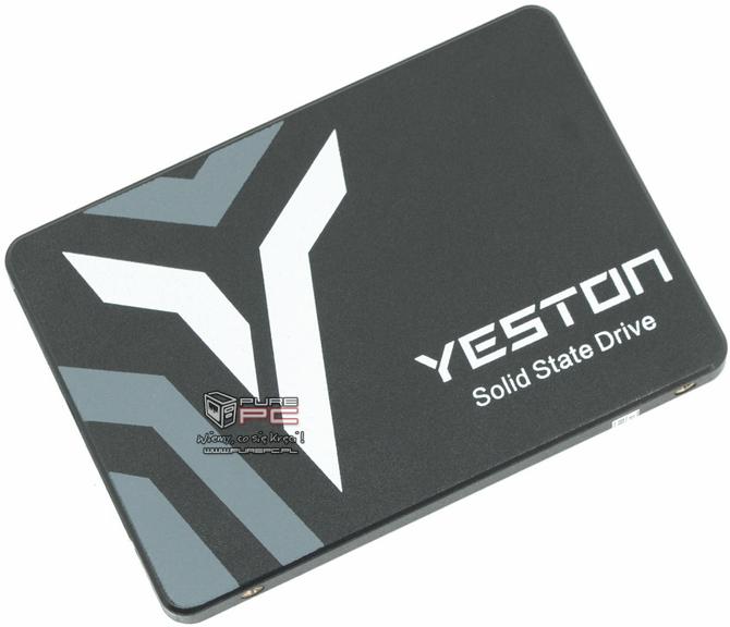 Yeston SSD 1TB SATA - Test dysku SSD z chińskiego sklepu [3]