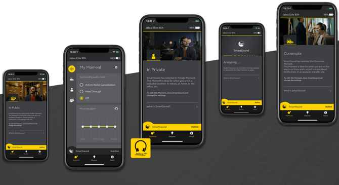 Test słuchawek Jabra Elite 85h: inteligentne ANC i mocna bateria [13]