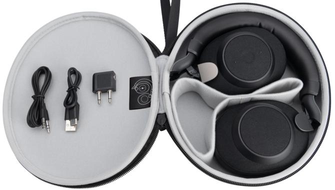 Test słuchawek Jabra Elite 85h: inteligentne ANC i mocna bateria [8]