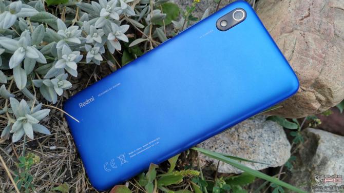 Test Redmi 7A - niedrogi smartfon do zadań mniej specjalnych [3]