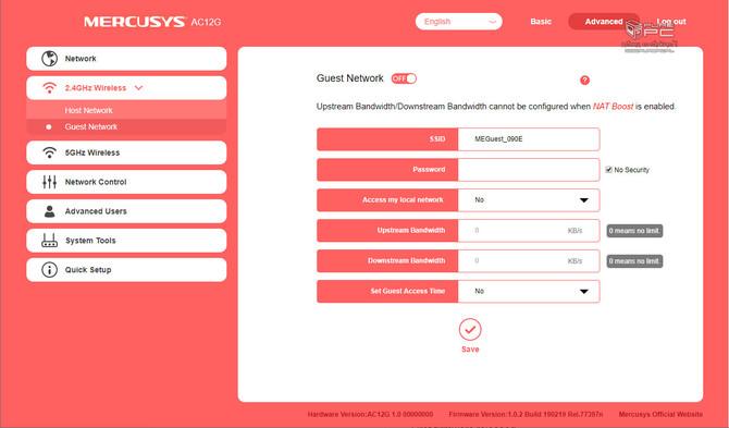 Mercusys AC12G - Test niedrogiego routera do domowego użytku [9]